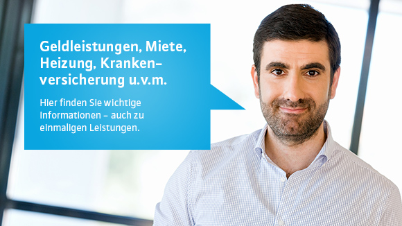 Geld und Leistungen Jobcenter Bonn